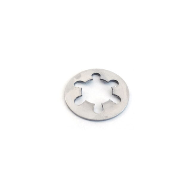 SECURITY RING/WASHER FOR ALPINE BASKETS 9.6MM