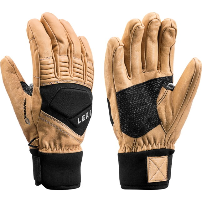 GLOVE PROGRESSIVE COPPER S TAN-BLACK SIZE 6 SAMPLE