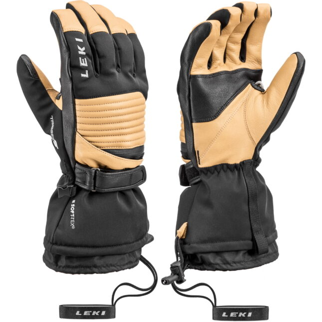 GLOVE XPLORE XT S TAN BLACK SAMPLE